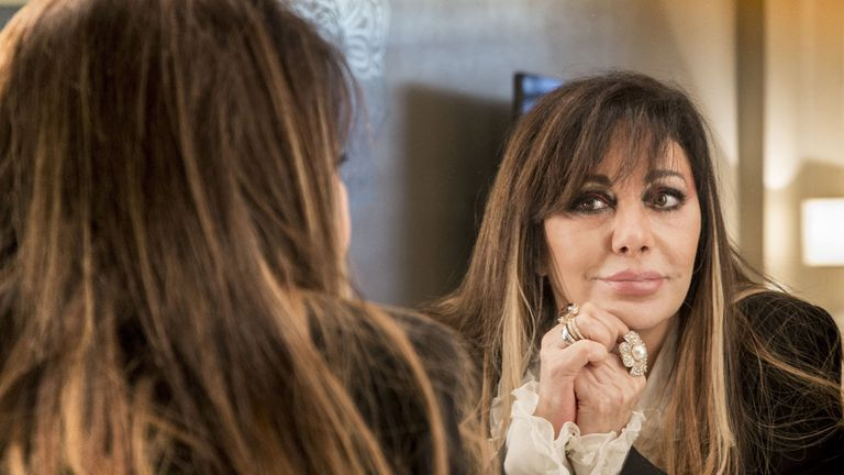 Adriana Varela, tanguera de ley, versionó a los rockeros en su último disco