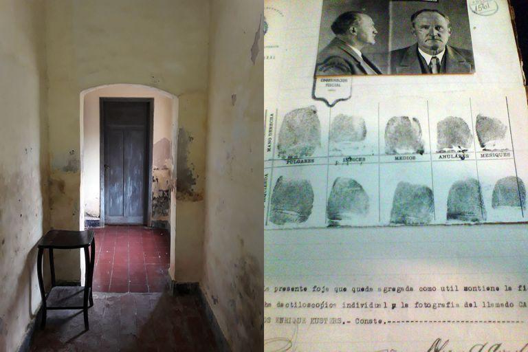 El propietario Enrique Kusters había cedido el uso de la finca a unos misteriosos personajes a cambio de un préstamo. El refugio de espías nazis en Las Avispas Santa Fe