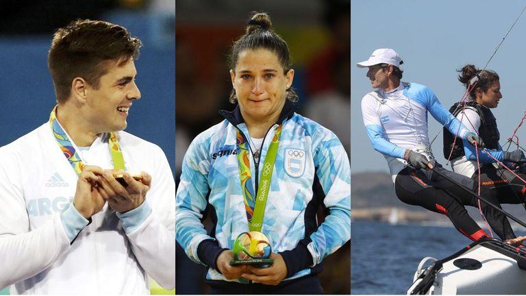 Peillat, Pareto y la dupla Lange-Carranza, el premio máximo en Río