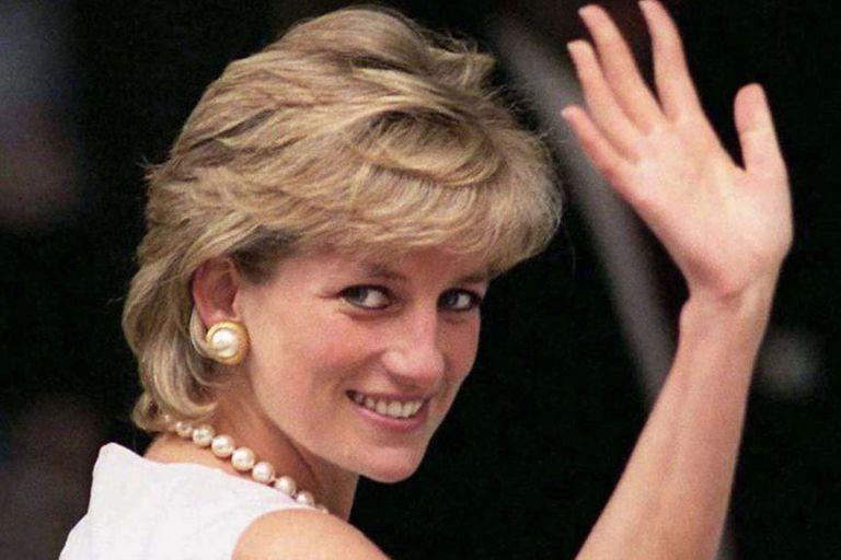 El 25 de noviembre de 1995, Diana estuvo en la confitería Ty Te Caerdydd, en el pequeño pueblo chubutense Gaiman.