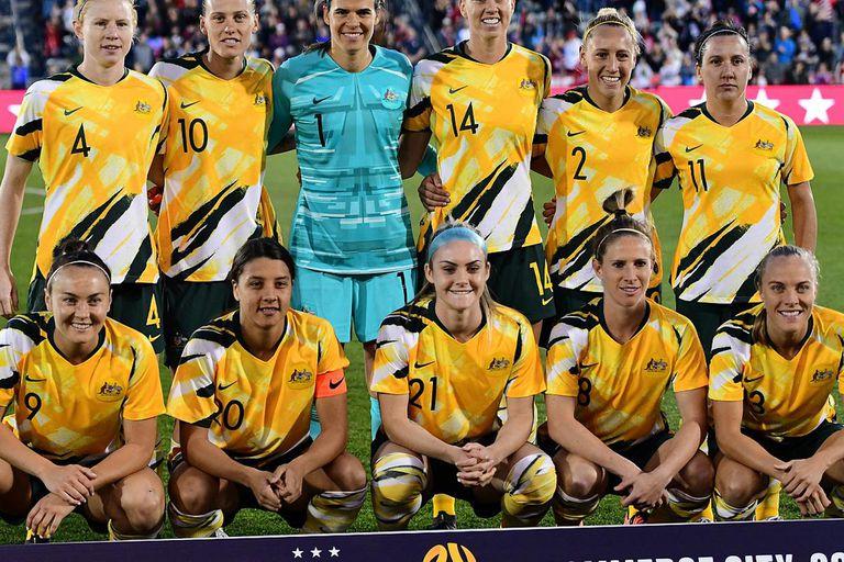 """""""Las Matildas"""" llegaron a octavos de final en el último Mundial de Francia"""