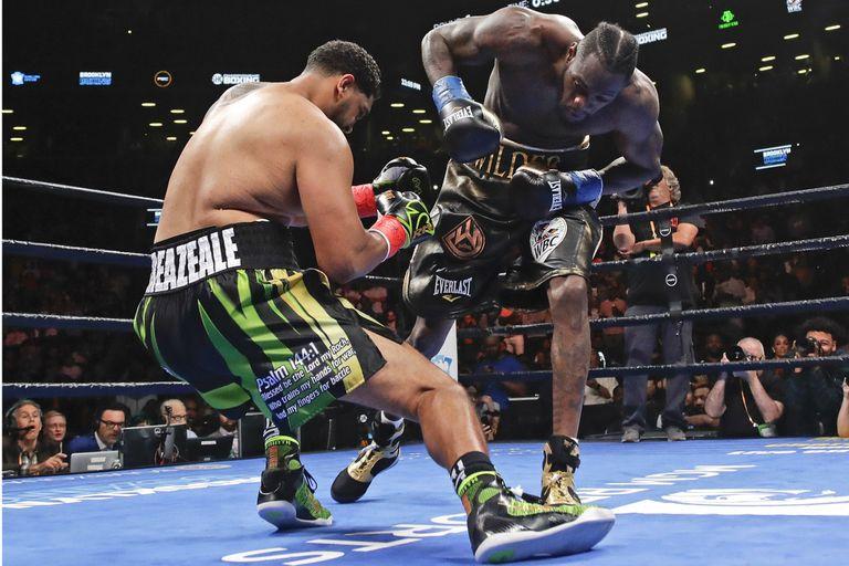 Por demolición: los impactantes triunfos por KO de Wilder e Inoue