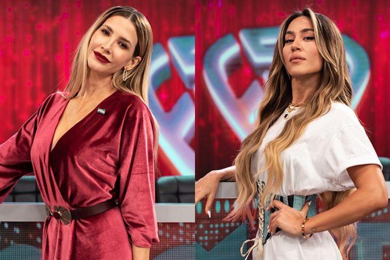Guillermina Valdés y Jimena Barón comparten su banca en el jurado de La Academia, la nueva apuesta de ShowMatch
