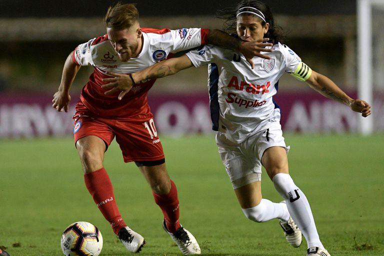 Alexis Mac Allister, pretendido por Boca, Independiente, Racing, San Lorenzo, Estudiantes y Argentinos