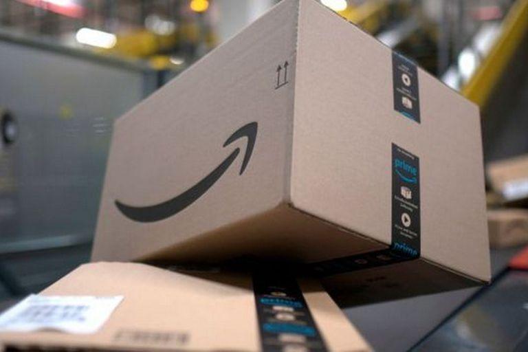 En Estados Unidos la participación en el mercado de Amazon es de casi dos quintos del comercio electrónico