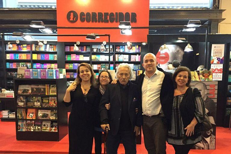 Los 50 años de Corregidor, una editorial familiar e independiente que resiste