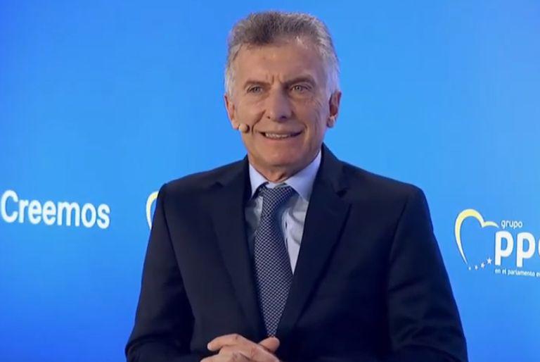 """""""Juntos por el Cambio va a volver al gobierno en 2023"""", sostuvo Mauricio Macri, durante la clausura de los cursos de verano del Partido Popular Europeo (PPE)"""