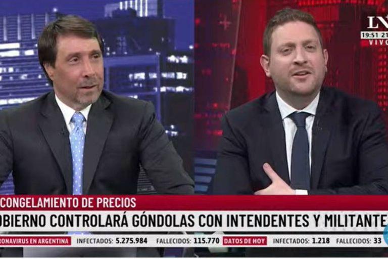 """El pedido de Feinmann y Viale a la producción que les fue negado: """"¿Rossi puede y nosotros no?"""""""