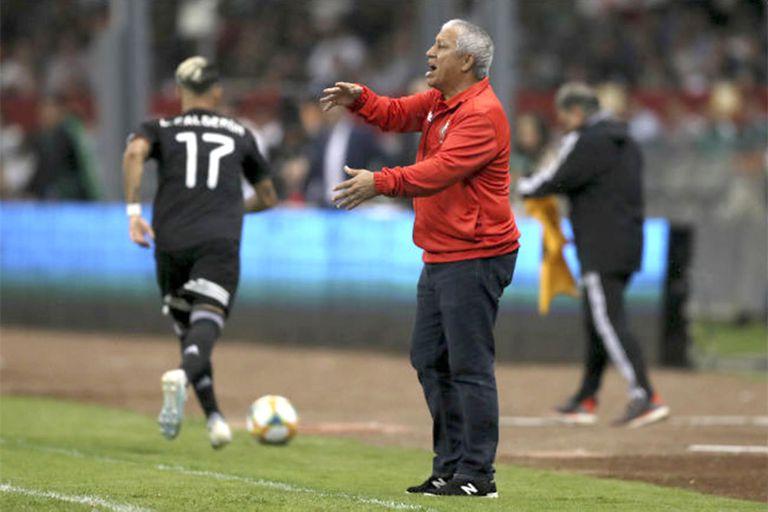 Gallego tuvo un breve ciclo en la selección centroamericana
