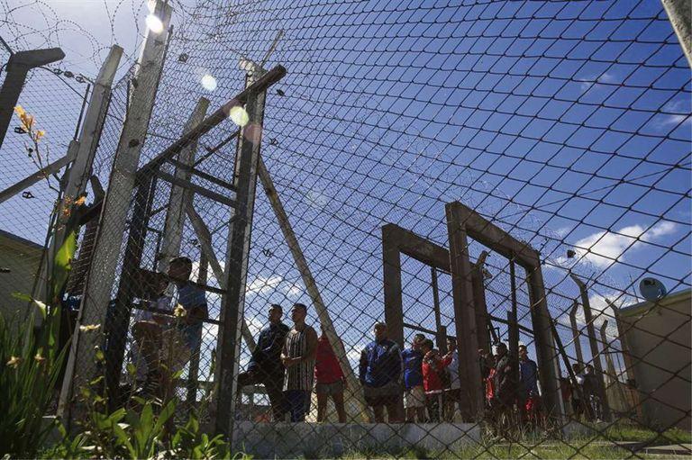 Las cárceles bonaerenses están superpobladas