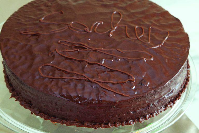 Torta Sacher Clásica