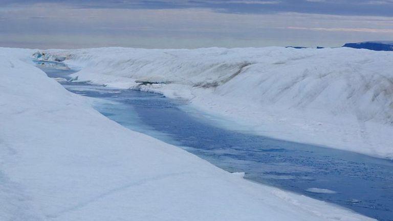 El derretimiento del hielo en Groenlandia se ha acelerado en los últimos años