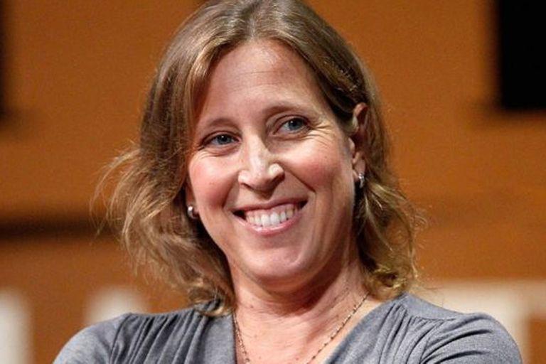 Susan Wojcicki fue ejecutiva de Intel y la dueña del garage donde Larry Page y Sergey Brin crearon Google