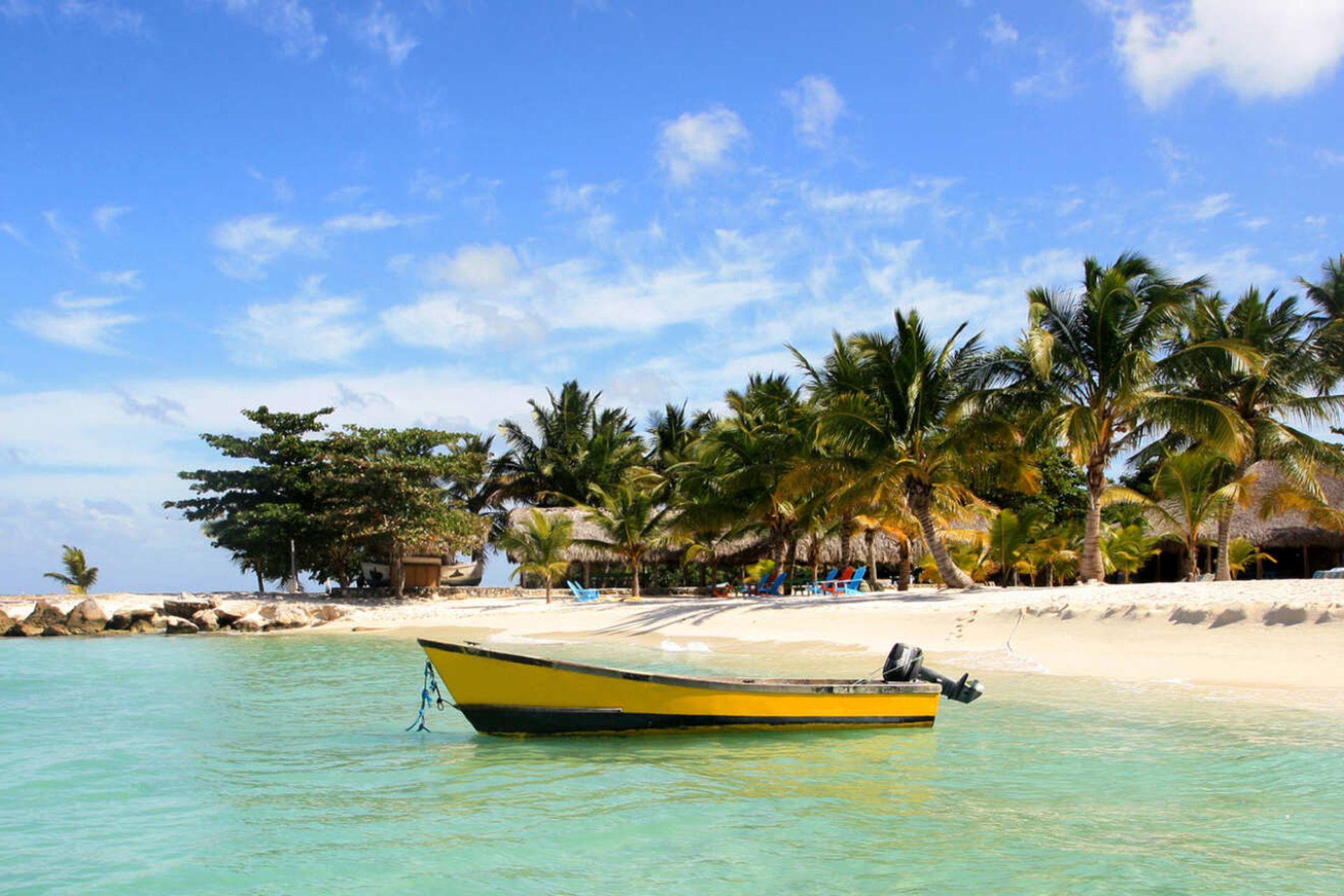 Punta Cana es uno de las playas caribeñas que recibe argentinos por la ausencia de restricciones