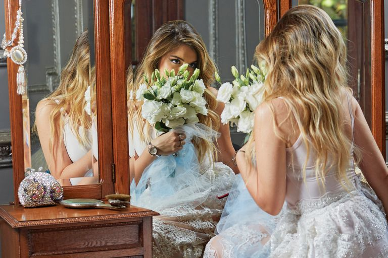 Tras cinco años de novia, la hija del Diez contraerá matrimonio por civil en las próximas horas; la celebración grande será el próximo 31 de este mes