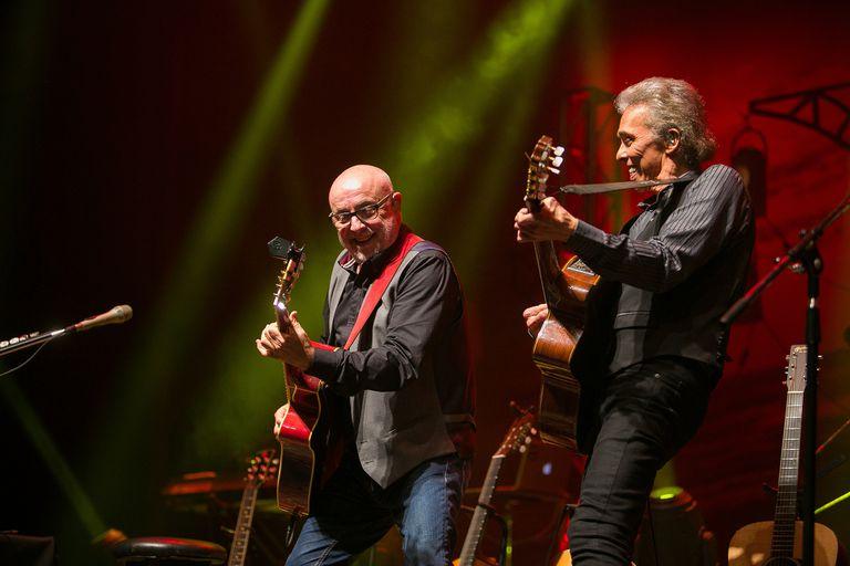Jairo y Baglietto cierran su gira de más de 40 conciertos, este viernes, en el Luna Park