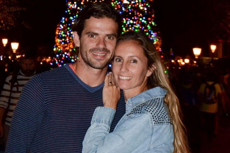 La prensa inglesa se hizo eco de la escandalosa separación entre Fernando Gago y Gisela Dulko
