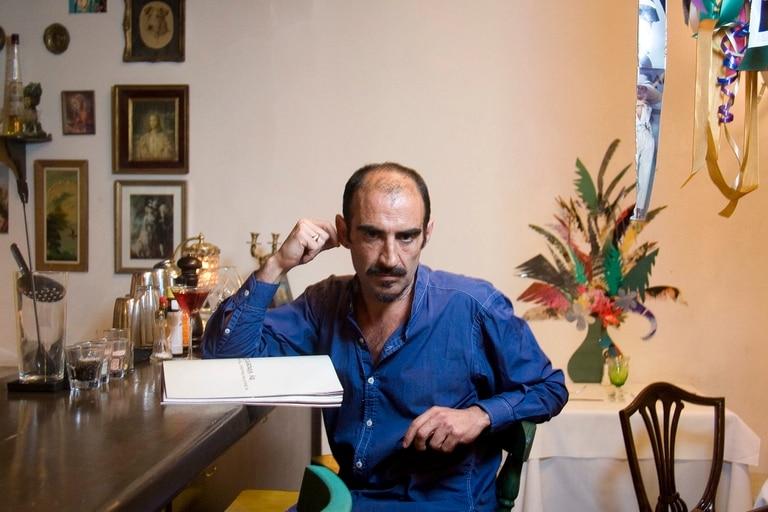 El diseñador y artista Sergio De Loof murió ayer, a los 57 años