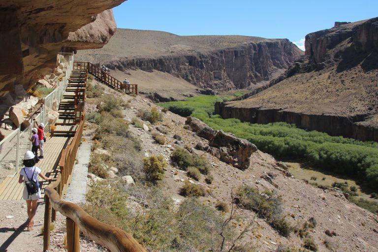 Santa Cruz: una jueza federal prohibió la minería cerca de un sitio arqueológico