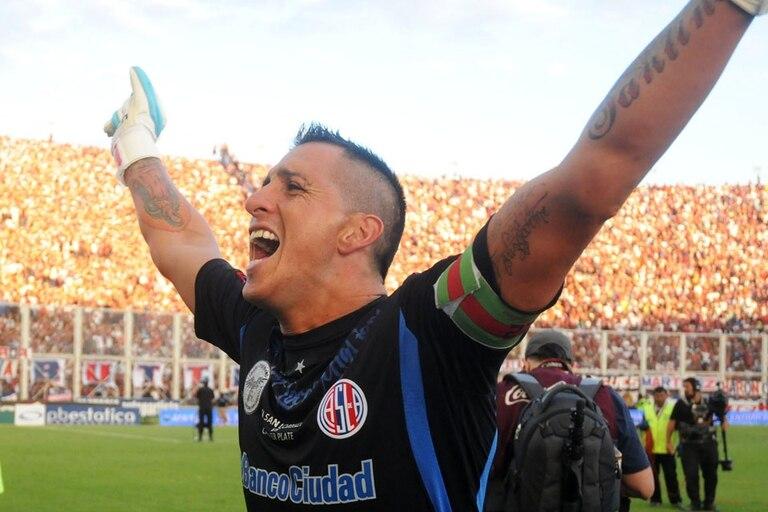 Pablo Migliore pasó por Huracán, Boca, Racing y San Lorenzo, cuatro de los seis equipos grandes.