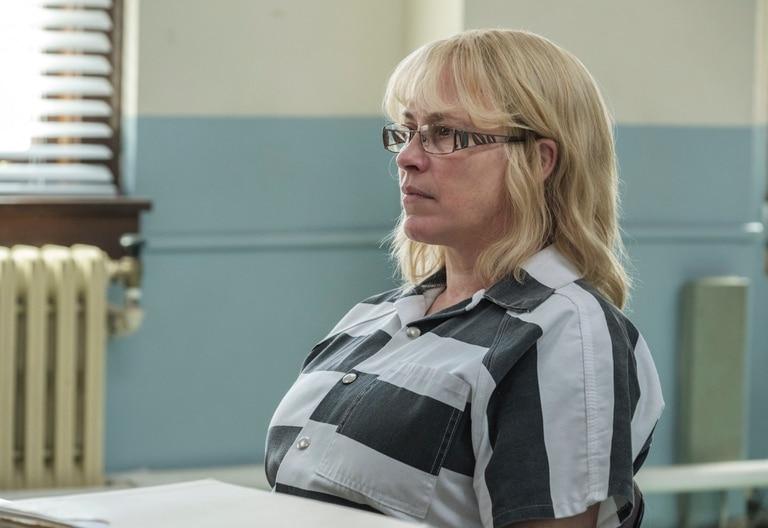 Patricia Arquette se luce como la cabeza de un elenco notable que integran Benicio del Toro y Paul Dano en Escape at Dannemora