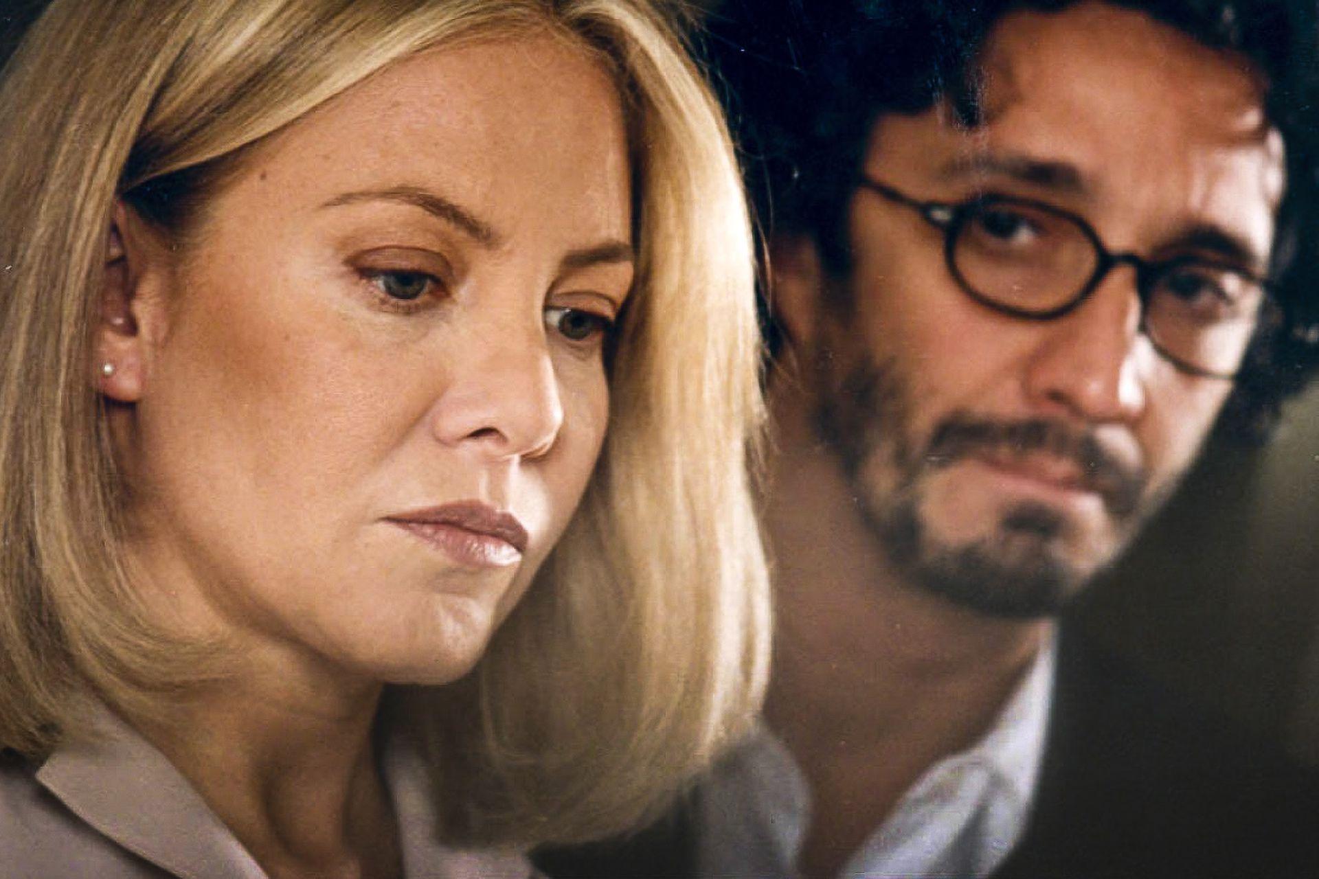 Fito Páez y Cecilia Roth vivieron once años juntos