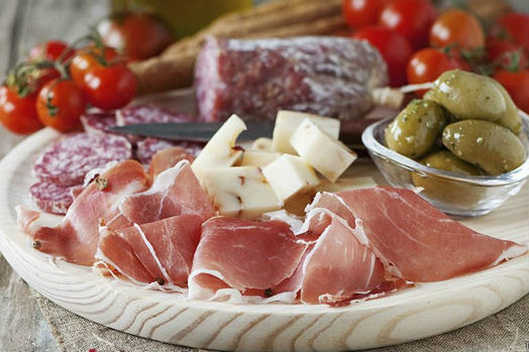 Antipasto italiano... ¿un placer pecaminoso?