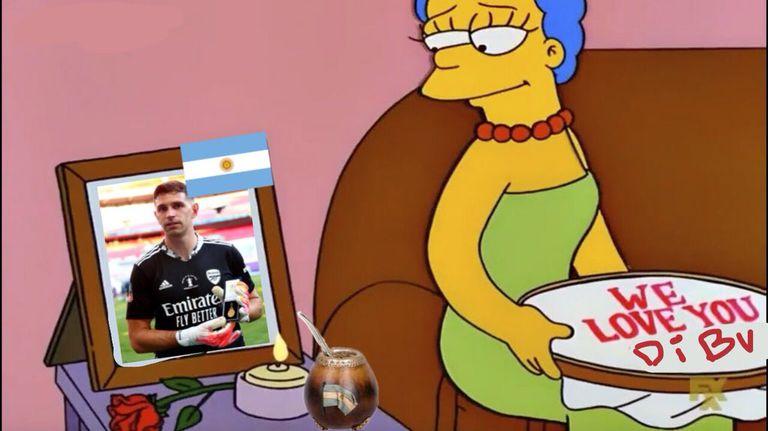 Más de los Simpsons