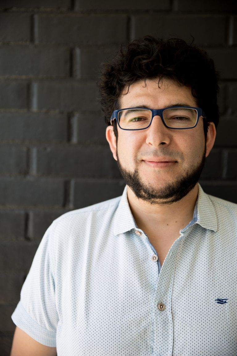 Pablo Zamora, uno de los fundadores de NotCo