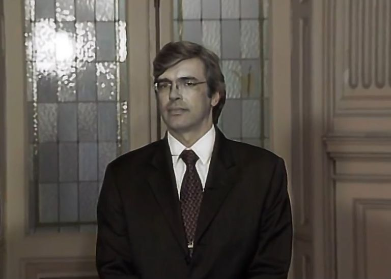 Diego Molina Pico, primer fiscal del caso