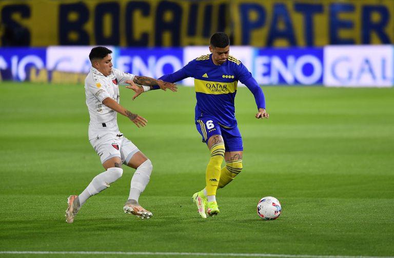 Boca recibe a Godoy Cruz en la Bombonera, con la misión de ganar para seguir en la pelea
