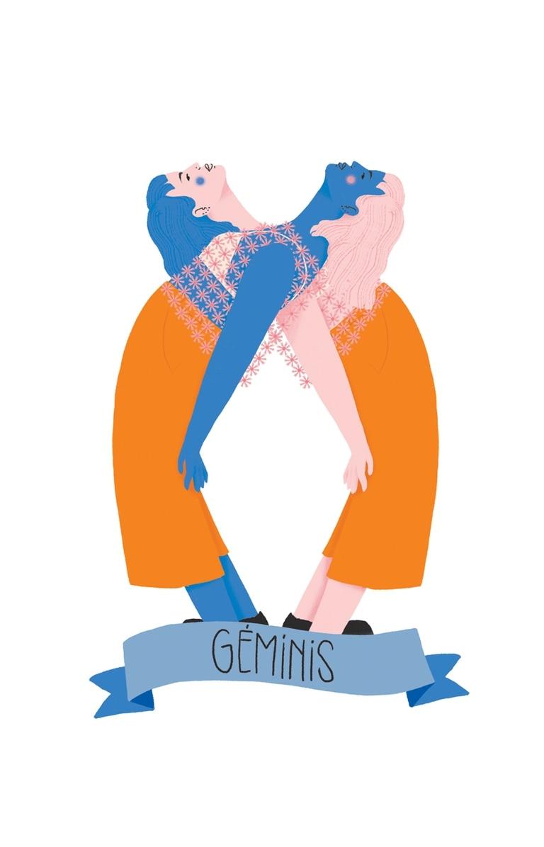 La mujer de Géminis se destaca por su don de la inteligencia a la hora de elegir cuándo actuar