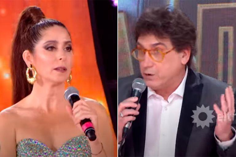 Cantando 2020: la fuerte respuesta de Laura Novoa a Oscar Mediavilla