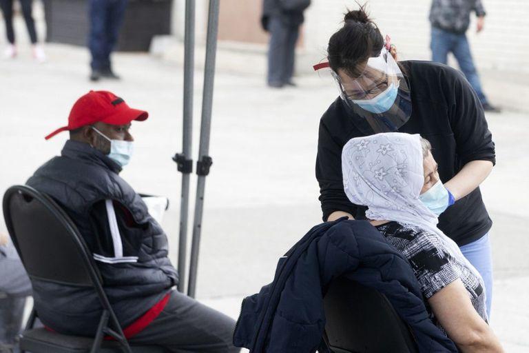 Coronavirus en Argentina: casos en Merlo, Buenos Aires al 27 de abril
