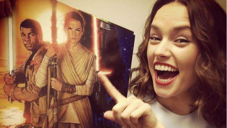 Daisy alcanzó la fama con Star Wars, pero ahora persigue otros intereses