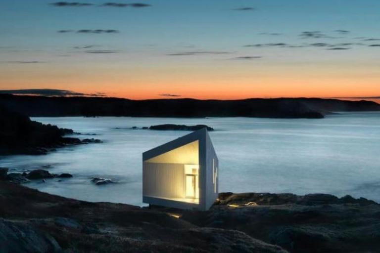 Todo lo que se ve de arquitectura está ligado al mar