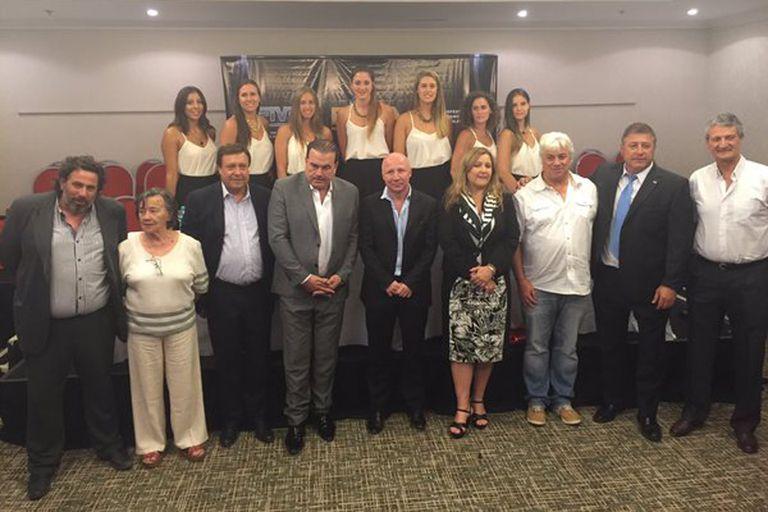 El sueño de las Panteras fue presentado en Buenos Aires