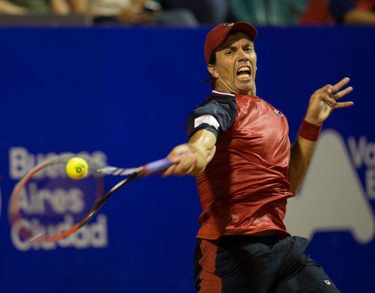 Pura garra y corazón, Berlocq ya está en las semifinales en el Buenos Aires