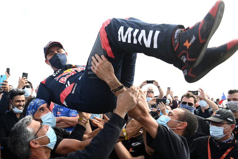 """""""Monsieur Dakar"""". De perderse en 1988 a convertirse en el más ganador"""