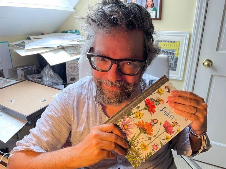 ¿Qué vas a leer con tu hijo esta noche? Flores salvajes, nuevo cómic de Liniers