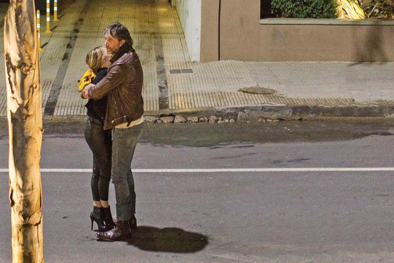 Celasco, el exyerno de Susana, festejó seis meses con su novia 25 años menor