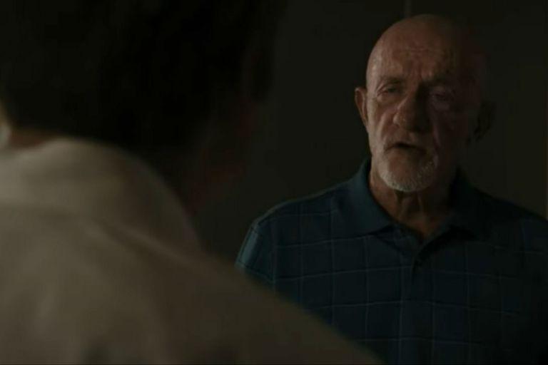 Mike, el aliado impensado de Saul, tuvo un gran lucimiento esta temporada, gracias al enorme trabajo de Jonathan Banks