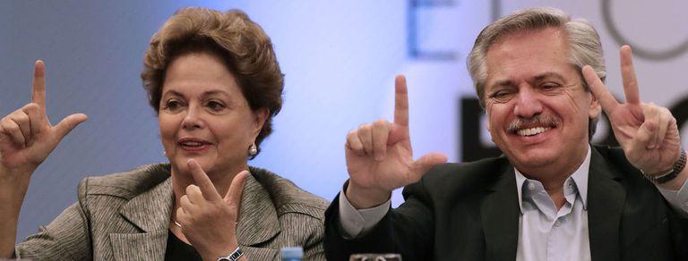 """México, CGT y """"Lula libre"""": la semana de Alberto Fernández en siete fotos"""