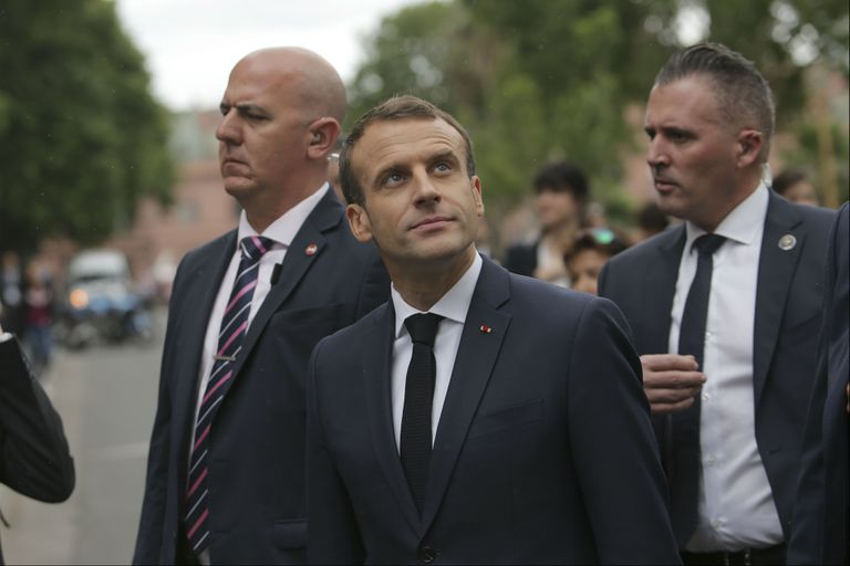 """Macron: """"We are not in a position yet to conclude the Mercosur-EU agreement"""""""