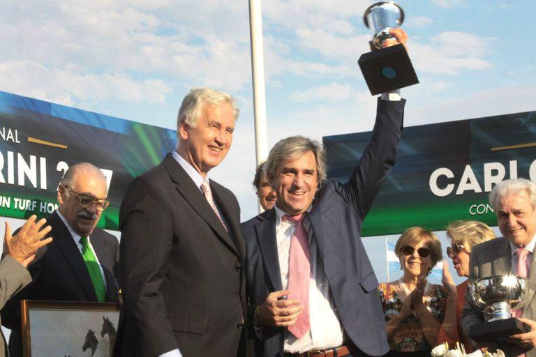 """Miguel Crotto: """"Hay un error en subestimar al turf"""""""