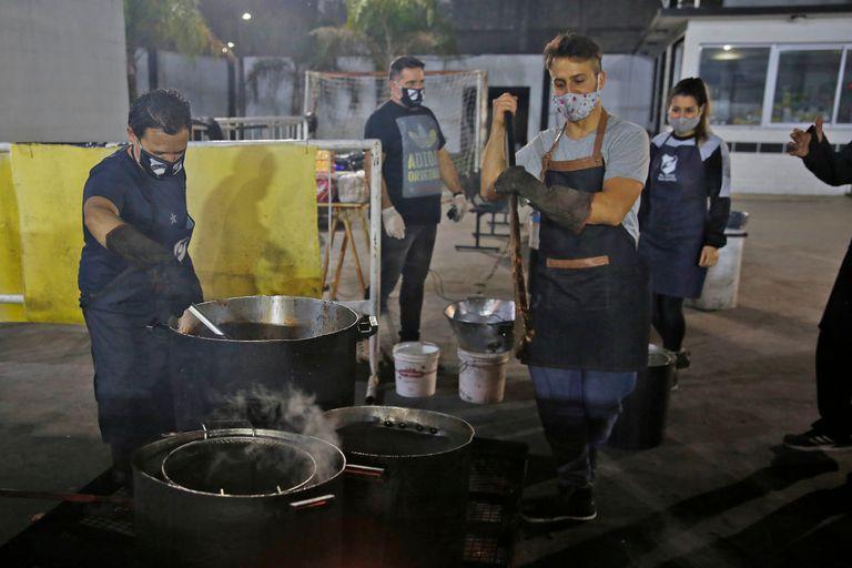Solidaridad en medio de la pandemia del coronavirus: All Boys organiza una celebración del Día del Niño, el domingo 16 de agosto, en la que se repartirá chocolate caliente y golosinas