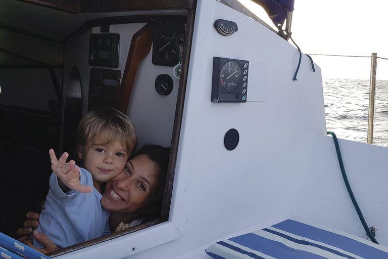 Vida a bordo. Cuando Río de Janeiro ya no es un paraíso