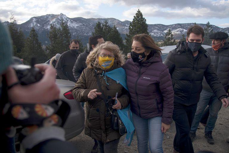 """Arabela Carreras: """"Es inadecuado que un juez diga que la solución es la toma"""""""