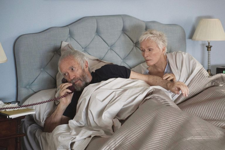 La Esposa, la película que podría llevar a Close a ganar el Oscar