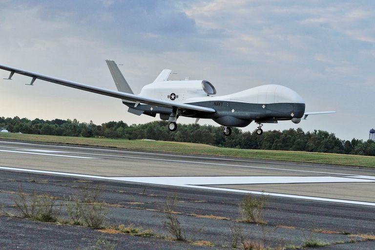 Cómo era el poderoso dron de la Fuerza Aérea estadounidense que derribó Irán